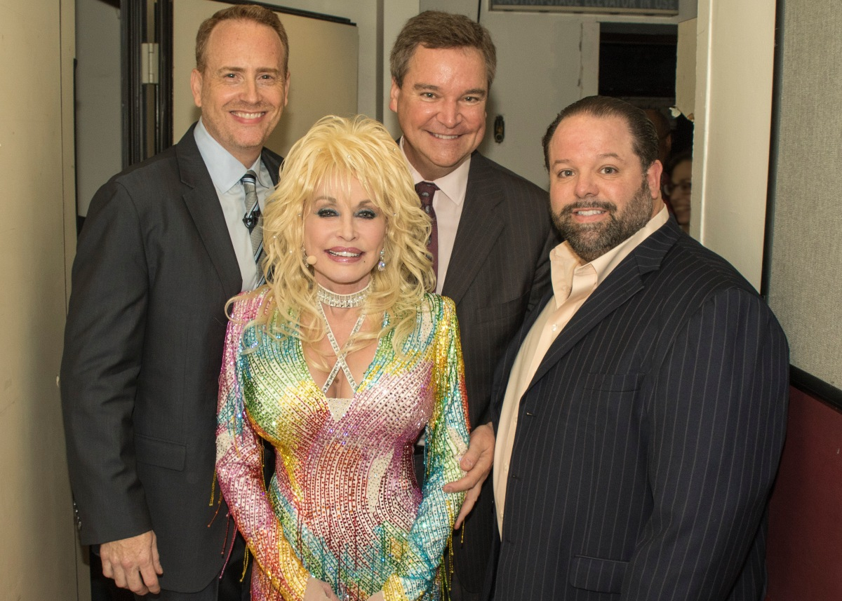 NBC Sets 'Coat of Many Colors' Movie From Dolly Parton