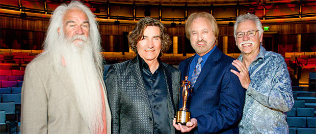 Oak Ridge Boys (courtesy of Webster PR)