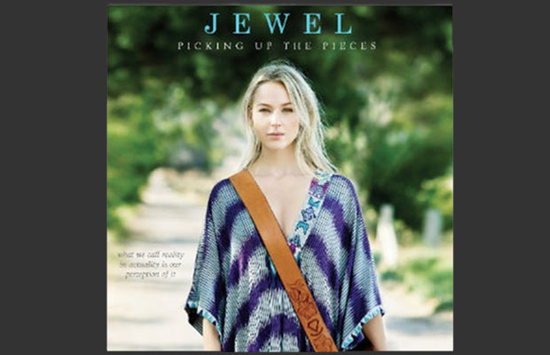 Jewel - Picking Up The Pieces Album Art Credit: Matthew Rolston