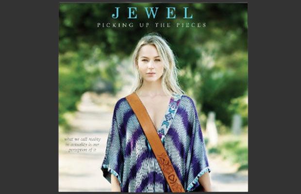Jewel - Picking Up The Pieces Album Art Credit: Matthew Rolston