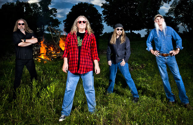Kentucky Headhunters /  Photo by Ash Newell