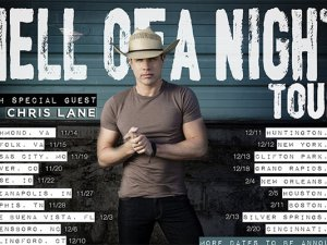 Dustin Lynch Tour Dates