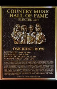 The Oak Ridge Boys / Photo by Rick Diamond / Getty Images