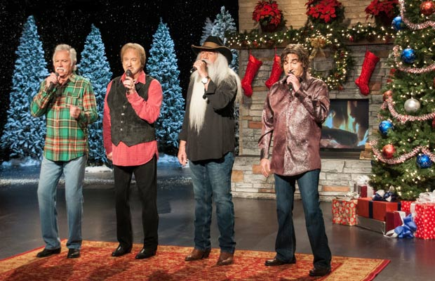 Oak Ridge Boys / Photo by: Jon Mir