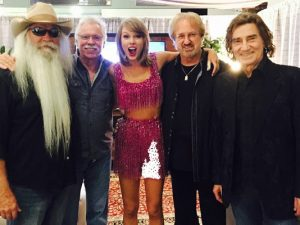 The Oak Ridge Boys & Taylor Swift