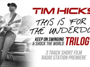 Tim Hicks - This Is For The Underdog -Trilogy