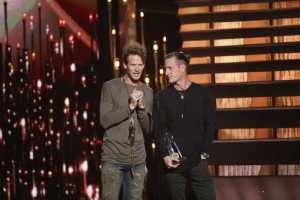 Florida Georgia Line - Vocal Duo of The Year of the Year  (Photo courtesy of Donn Jones-CMA  )