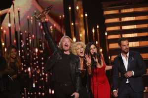 Little Big Town - Vocal Group of the Year (Photo courtesy of Donn Jones-CMA  )