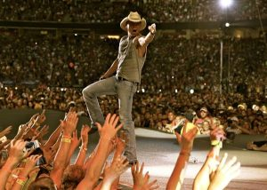Kenny Chesney Credit: Jill Trunnell