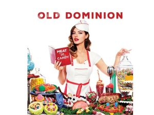 Old Dominion - Meat and Candy album artwork (Credit: Courtesy of RCA Records Nashville)