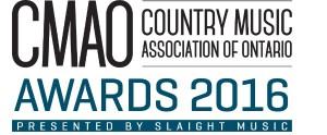 2016 CMAO Awards logo