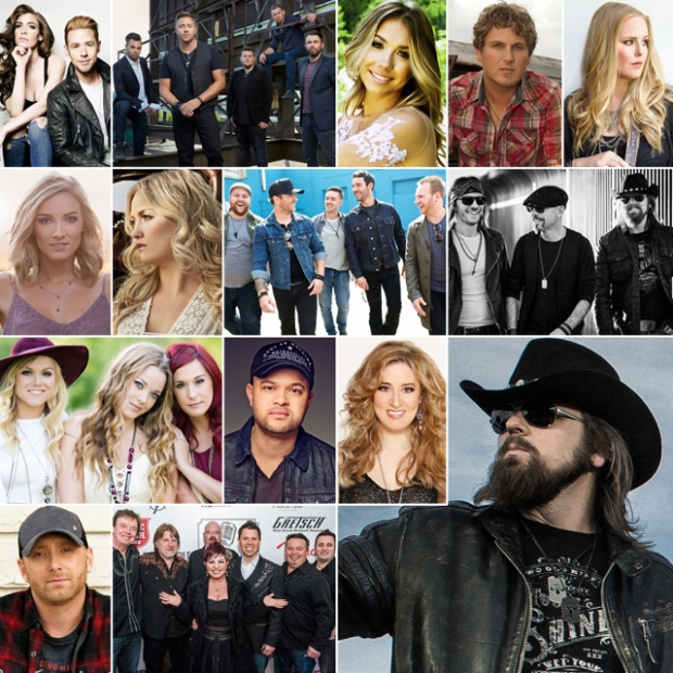 CMAO 2016 performers