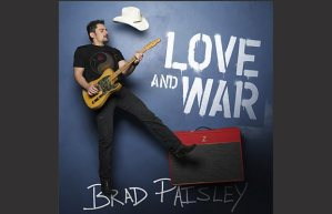 Brad Paisley - Love and War (Sony Music Entertainment Canada Inc.)