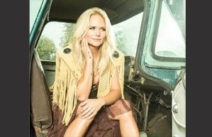 Miranda Lambert (courtesy of Sony Music Entertainment Canada Inc)