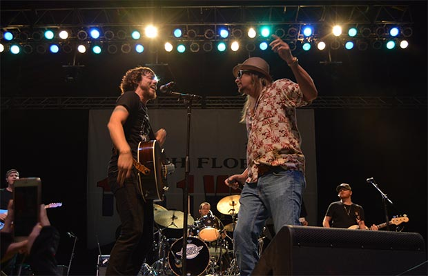 Chris Janson & Kid Rock / Photo by: DeShocka Photography