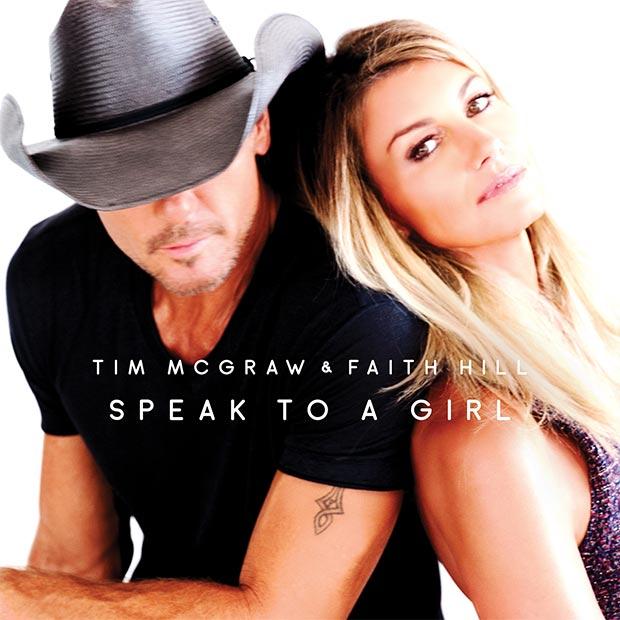 Tim McGraw Faith Hill - Speak to a Girl (Photo credit: Becky Fluke)