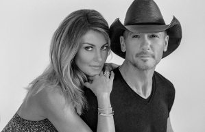 "Faith Hill and Tim McGraw will perform during ""The 51st Annual CMA Awards"" Wednesday, Nov. 8 on the ABC Television Network. Photo Credit: Becky Fluke"