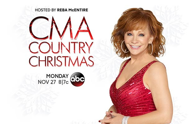 TIS THE SEASON FOR CMA COUNTRY CHRISTMAS AIRING NOV 27 ON ABC Thats Country